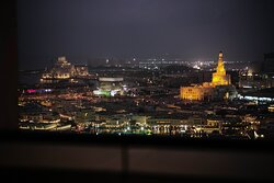 Presidential Suite- Terrace Views- Museum of Islamic Art & Islamic Learning Center