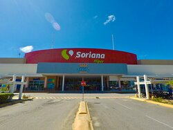 Soriana Centro Maya is a shopping center where You can buy groceries and all You need for your stay in a private house or Condo and We can take You there and wait for You from the Airport on the way in.
