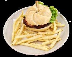 Bavarian Blitz Burger