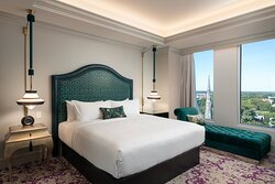 Presidential Suite - Flamenco Bedroom