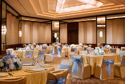 Allegheny Ballroom - Banquet Setup
