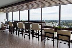 Concierge Lounge - View