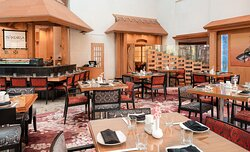 Sakura Japanese Restaurant - Lobby Level