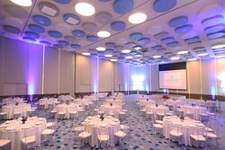 Our Ballroom AguaMarina is the perfect venue for any event.