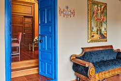 Imperial Marquis Suite Decoration