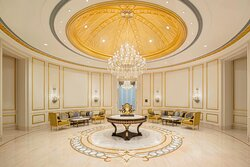 Presidential Suite Entrance Hall