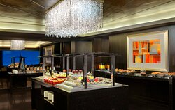Exclusive Club InterContinental Lounge Dining Venue