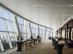 Breathtaking view of Dubai at Pre-Function Area, The Event Centre