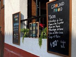 Ground food   #valledebravo #groundfood