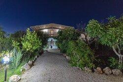 ingresso camere Villa Ghetta