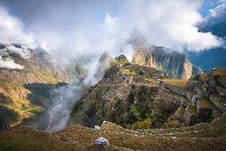 Machu Pichu Peru.