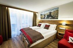 Bedroom @ PREMIUM Apartment