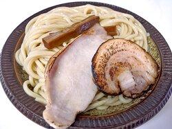 にぼにぼつけ麺