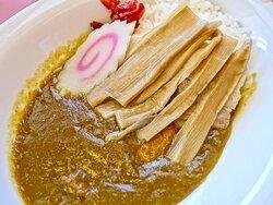 らーめん(塩+しょうゆ)+半カレー