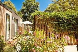 Suite Garden et sa terrasse végétale