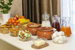 Завтрак (континентальный) / breakfast