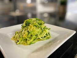 yes, we have zucchini noodles! Zoodles available with any dish!