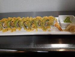 Big Kahuna Sushi Roll