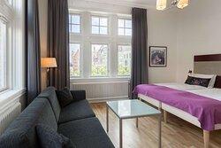 Scandic Stortorget Superior room