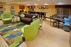 Great Room at Holiday Inn Express
