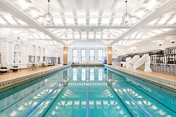Jr. Olympic Pool