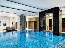 Evera Indoor Pool at Evera Spa & Wellness