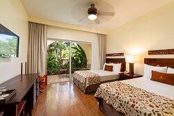 Tropicana room