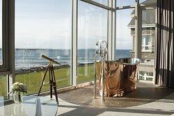 Seascape Suite at the Armada Hotel, Co Clare, Ireland