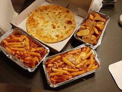 Fantastic take away meal
