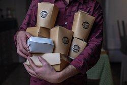 Ordina con servizio delivery a casa tua!