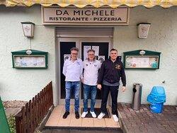 Die drei Brüder Michele Vincenzo und Angelo
