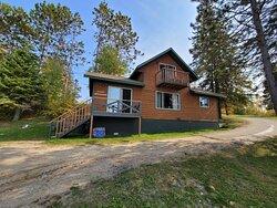 Cabin #2 on Hoot Owl Lake