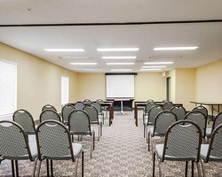 Large space for receptions, parties, anniversaries and business meetings