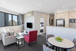 1 Bedroom Luxury Suite