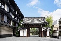 Entrance - The Kajiimiya Gate