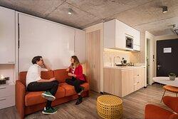 Standard Wallbed Studio