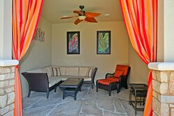 Use of the Vegas Style Cabanas are Included With Your Stay