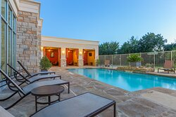 Enjoy Relaxing Pool Side or Cooling Off In Our Outdoor Pool