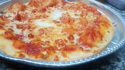 Pizza Margherita Glutenfree