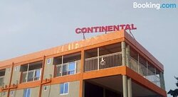 Edge view of Continental Hotel Gulu