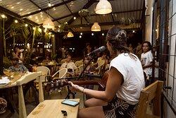 The Rambler, World Food. Santa Teresa,  Costa rica.