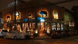 Porco Paulista Bar
