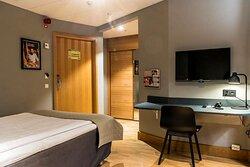 Scandic Molndal Room QR