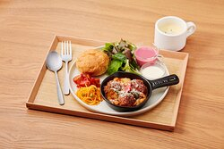 OH!!!~Fermentation, Health and Magic of Food!!!~ PieneCaféピーネデリプレート, Deli plate at PieneCafé
