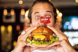 Hard Rock Cafe Firenze Legendary Burger