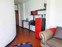 Tesrah 4 Sleeper mini kitchenette