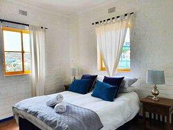 Octo 8 Sleeper bedroom