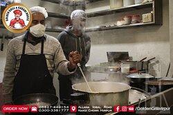 Golden Grill & Karahi House Mirpur....! Best Taste in Mirpur....! Allama Iqbal Road Nangi Chowk Mirpur Azad Kashmir. Contact Number: 05827-449154-55 0300-3381777 0343-3381777