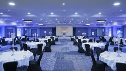 The Brueton Suite is ideal for hosting your wedding reception