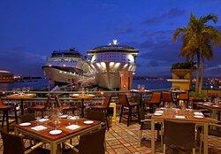 Palio Puerto Rican Restaurant Terrac